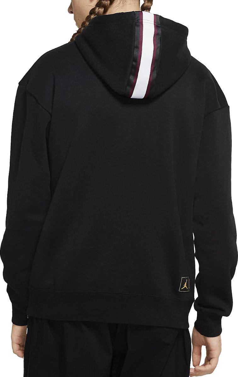 Hooded Sweatshirt Jordan M J Psg Taped Po Hoodie Top4football Com