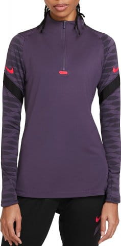 W NK DRY STRIKE 1/4 ZIP DRILL TOP