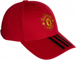 Šiltovka adidas MUFC 3S CAP