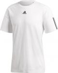 adi stadium id 3 stripes tee t-shirt