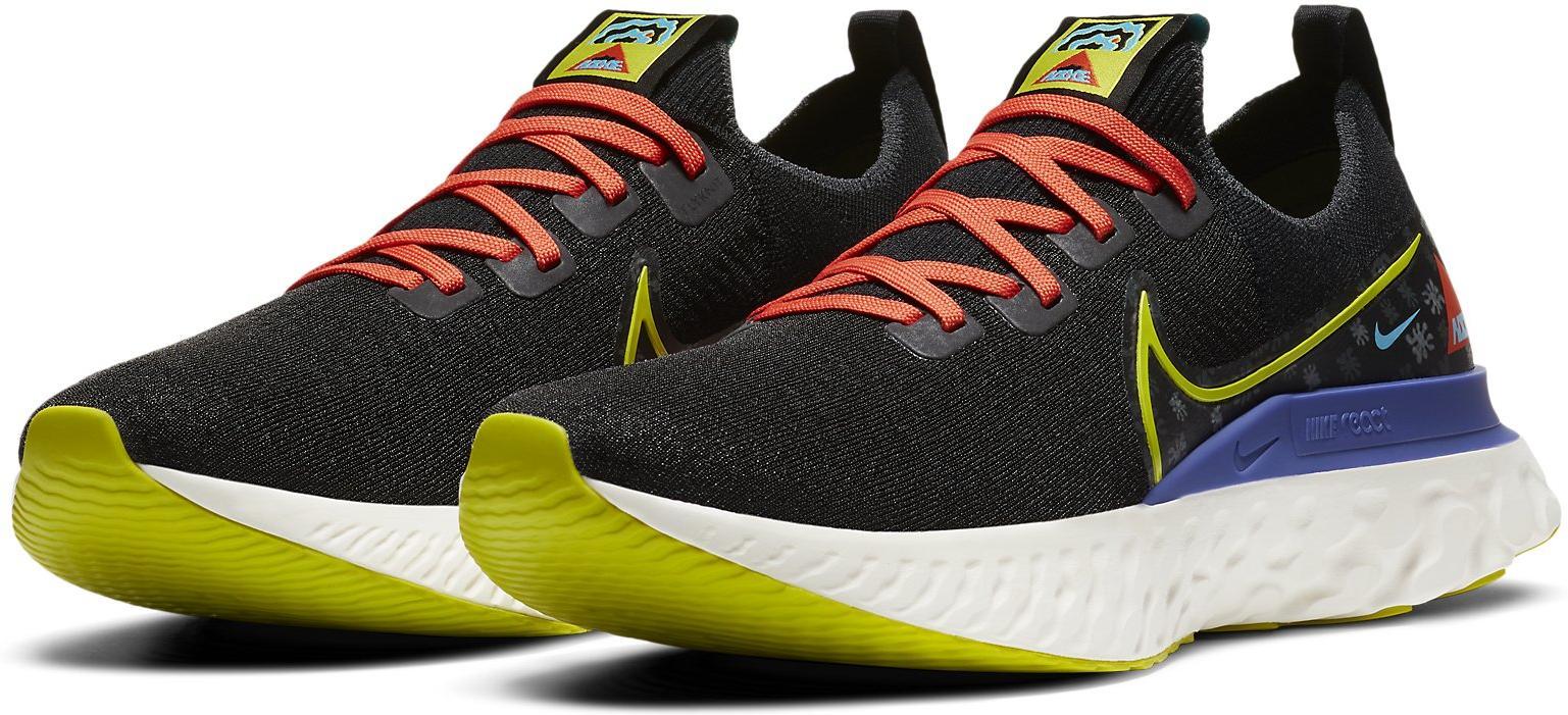 Running shoes Nike React Infinity Run Flyknit A.I.R. Chaz Bundick