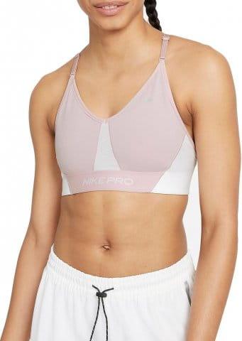 Dámská sportovní podprsenka s lehkou oporou Nike Pro Dri-FIT Indy