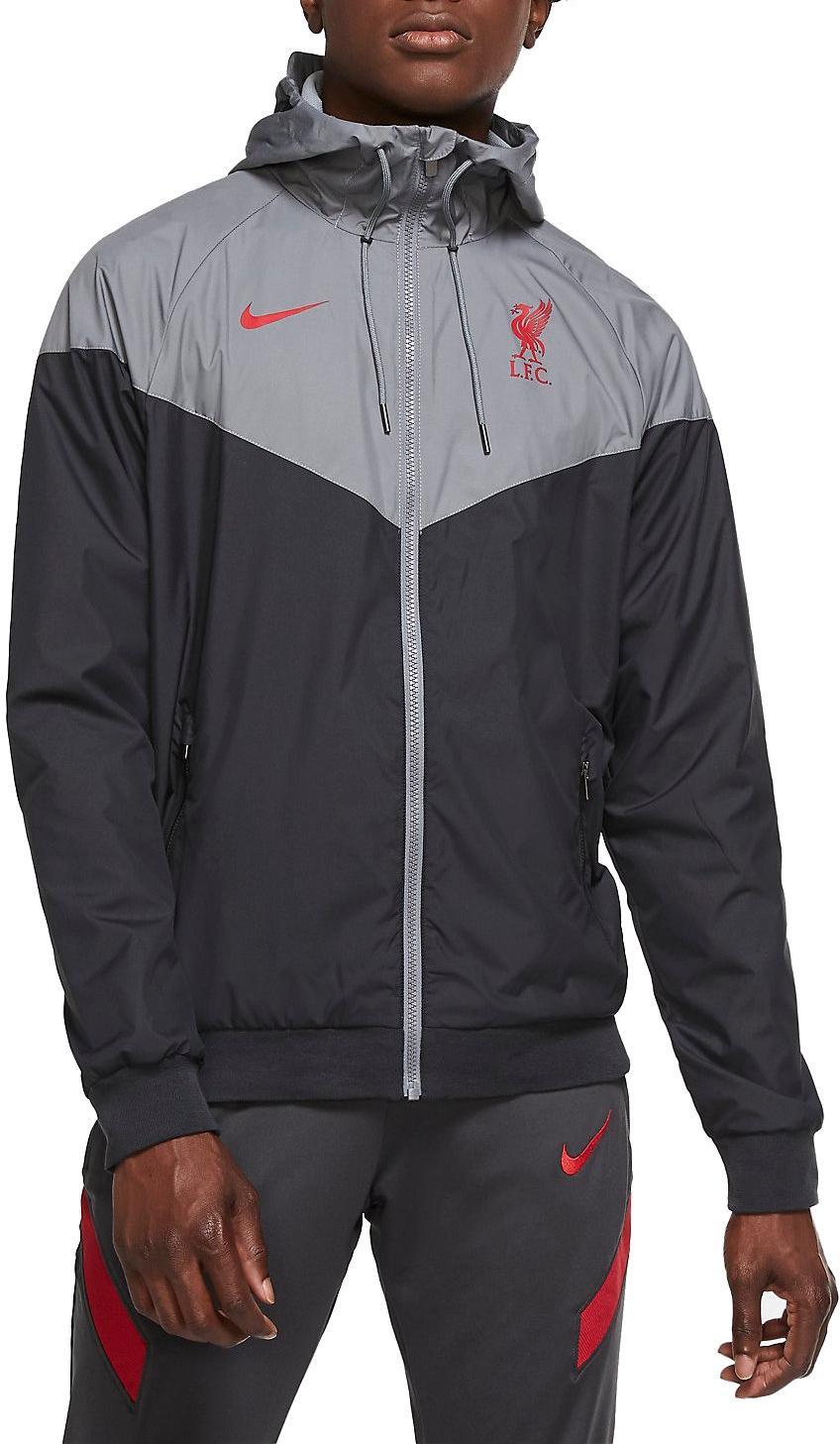 Chaqueta Con Capucha Nike M Liverpool Fc Windrunner Jacket 11teamsports Es