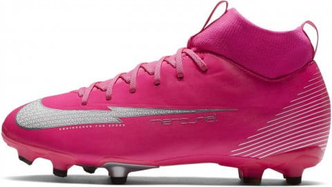JR SUPERFLY 7 ACADEMY MBAPPE ROSA FG/MG