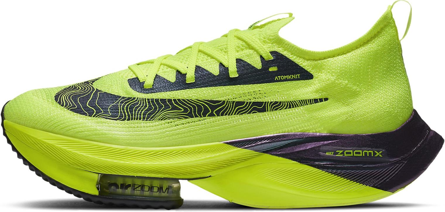 Running shoes Nike AIR ZOOM ALPHAFLY NEXT% FLYKNIT