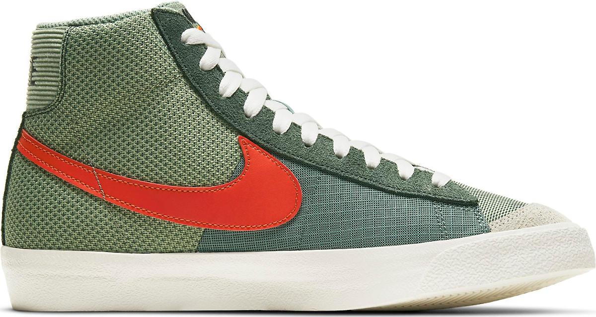 Shoes Nike Blazer Mid 77 Patch