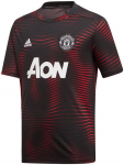 manchester united pre-match shirt kids