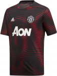 Manchester united pre-match shirt J