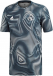 real madrid prematch shirt