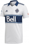Vancouver Whitecaps FC home jersey