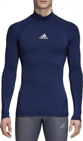 Pánské tričko s dlouhým rukávem adidas Alphaskin Climawarm