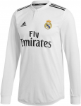 d Real madrid authentic home 18/19