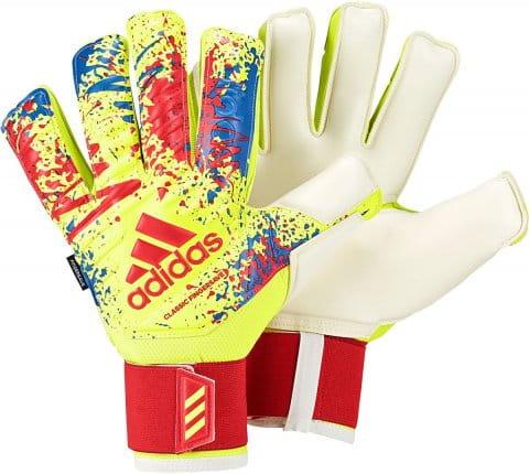 pistola gritar pollo  Goalkeeper's gloves adidas CLASSIC PRO FS - Top4Football.com