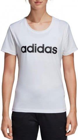 Triko adidas W D2M LO TEE