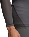Pánské funkční tričko s dlouhým rukávem adidas Alphaskin