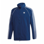 adidas Originals origin sst windbreaker blau Dzseki