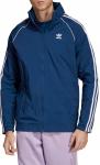 adidas Originals origin sst windbreaker blau Dzseki