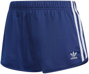 origin 3 stripes short dunkel