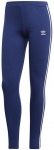 origin 3 stri. leggings dunkel