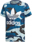 adi originas camo t-shirt kids