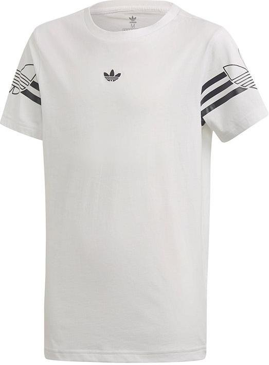 adidas Boys Outline Tee & Reviews Shirts & Tops Kids