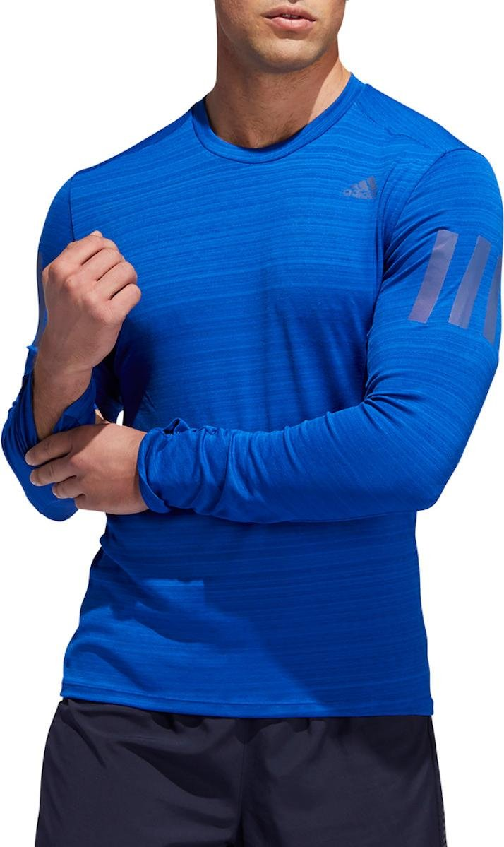 Camiseta de manga larga adidas RUNR LS TEE M