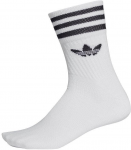 origin mid cut crew sock