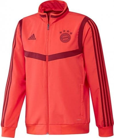 FC Bayern Munchen Presentation Jacket