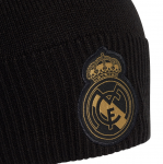 REAL BEANIE CL BLACK/DRFOGO