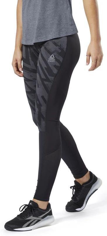 Reebok RC MyoKnit Tight Damen CrossFit-Leggings Speedwick-Technologie Sport Blau