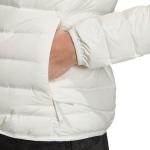 Dámská bunda s kapucí adidas Varilite 3-Stripes Soft