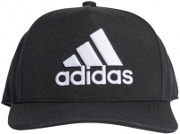 H90 LOGO CAP BLACK/BLACK/WHITE