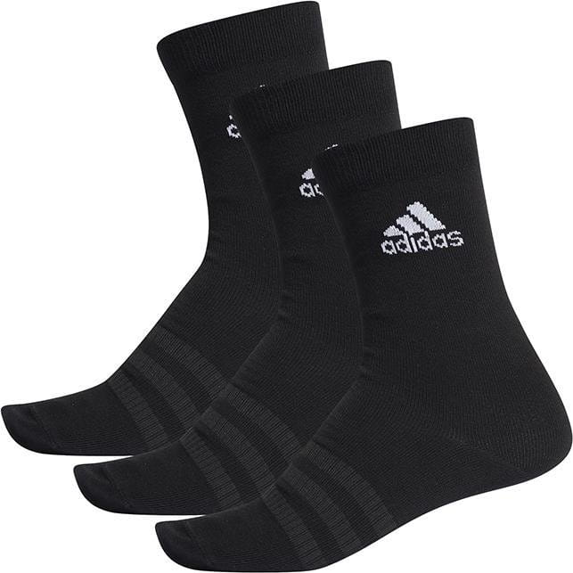 Calcetines adidas LIGHT CREW 3PP