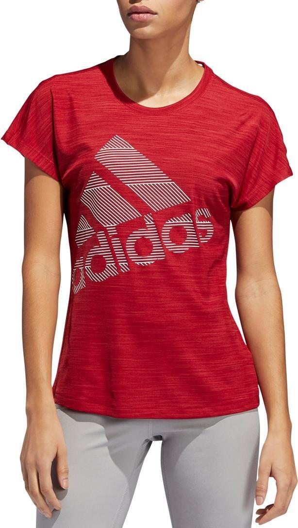 Dámské tričko adidas Badge of Sport