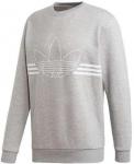 Outline Crewneck Sweatshirt