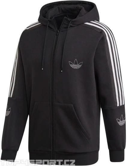 Hooded sweatshirt adidas Originals Outline Hoodie