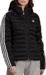 Chaqueta con capucha adidas Originals SLIM MONOGRAM JACKET