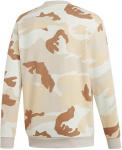 Camouflage Crewneck Sweatshirt