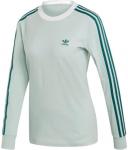 Triko s dlouhým rukávem adidas Originals 3 stripes LS Tee