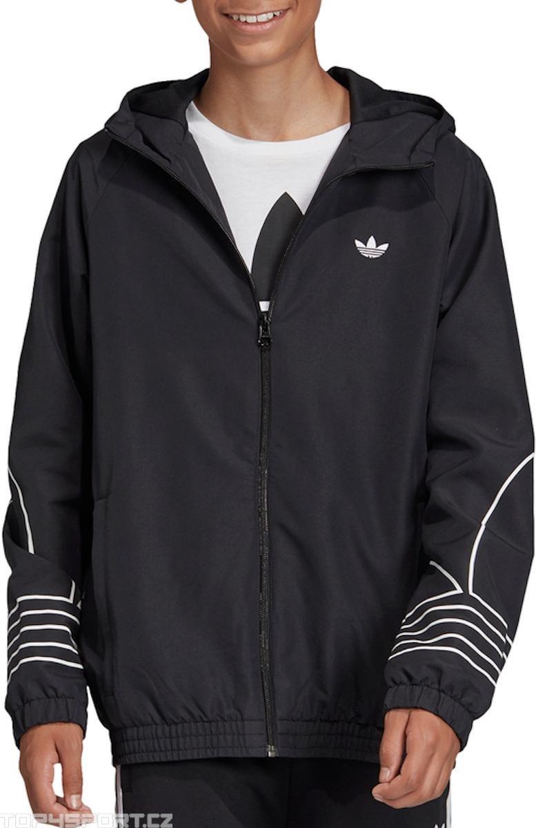 Veste à capuche adidas Originals OUTLINE WB