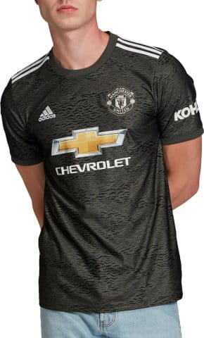 MANCHESTER UNITED AWAY SS JSY 2020/21
