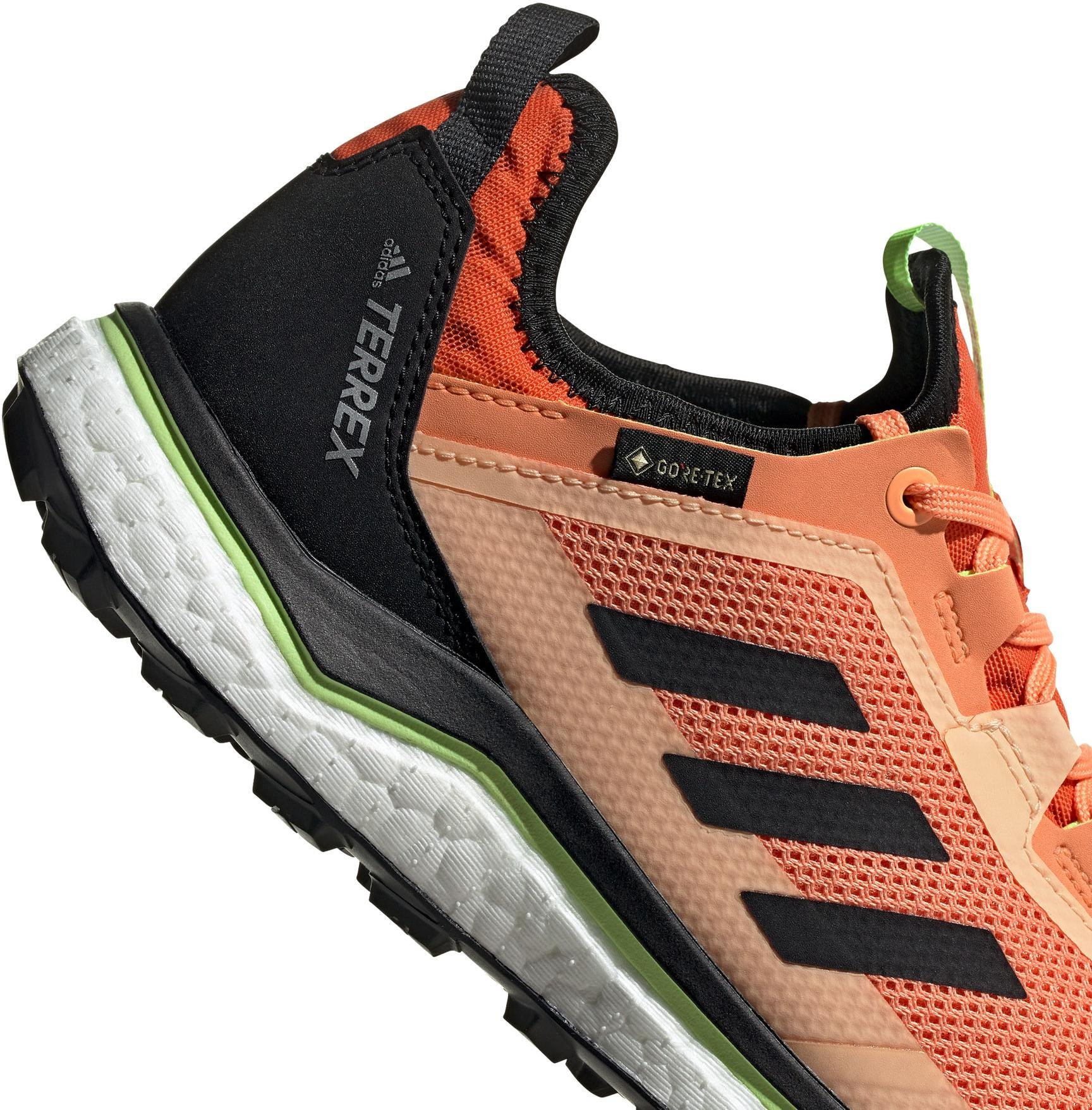 Trail shoes adidas TERREX AGRAVIC FLOW GTX W