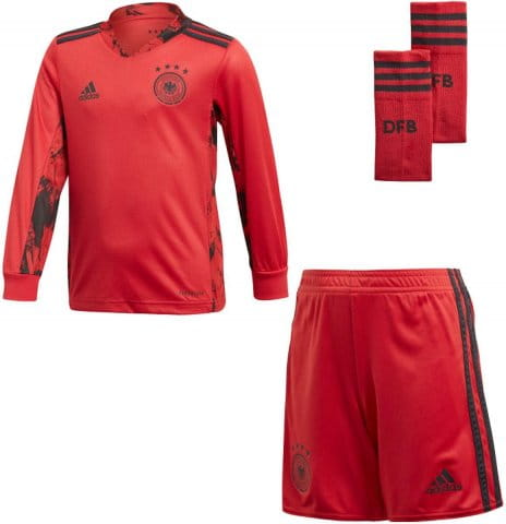 GERMANY HOME GOALKEEPER MINIKIT 2020/21