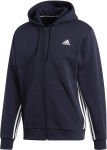 adidas M MH 3S FZ Kapucnis kabát