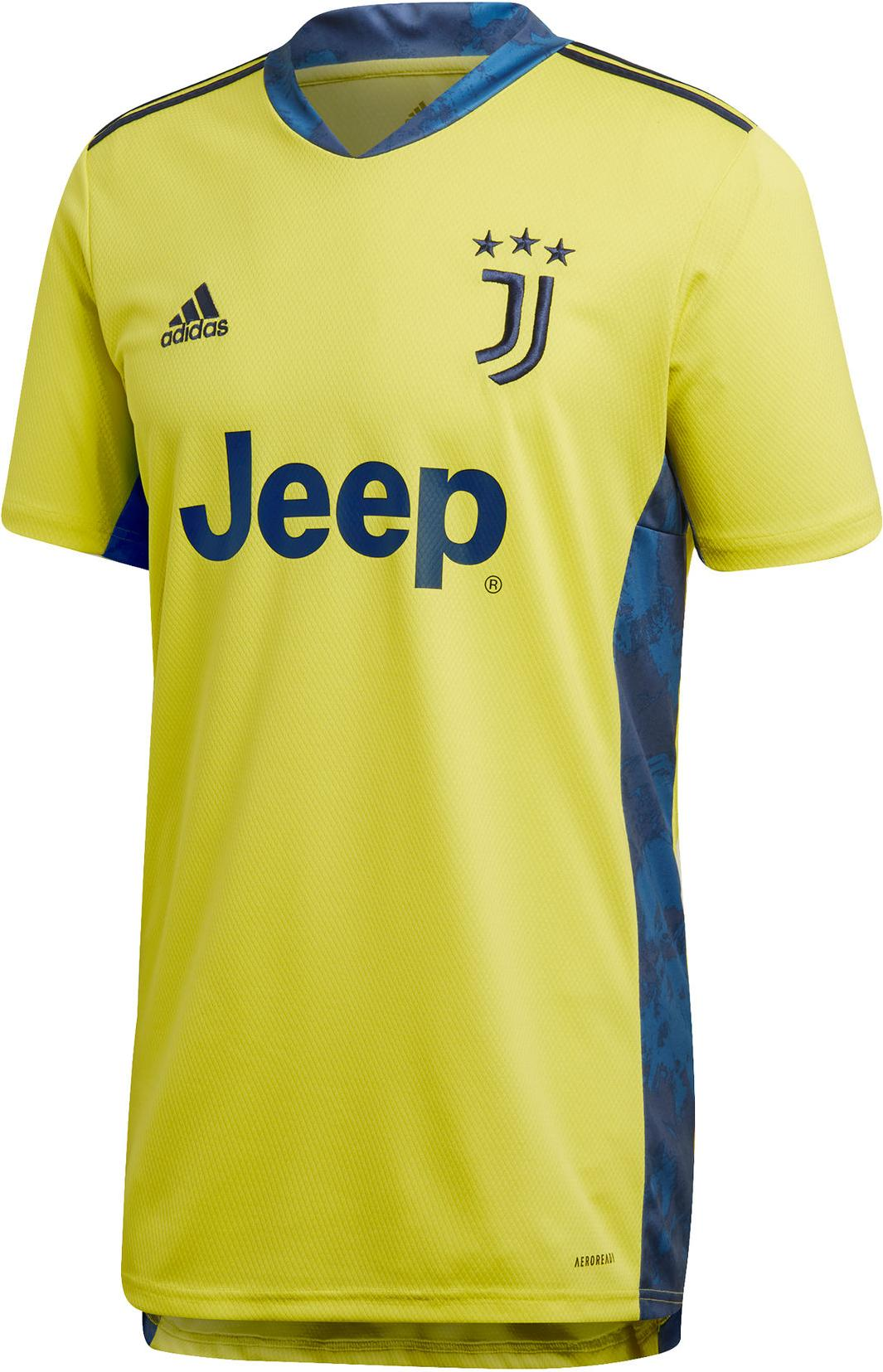 Shirt Adidas 20 21 Juventus Gk Jersey Shortsleeve Top4football Com