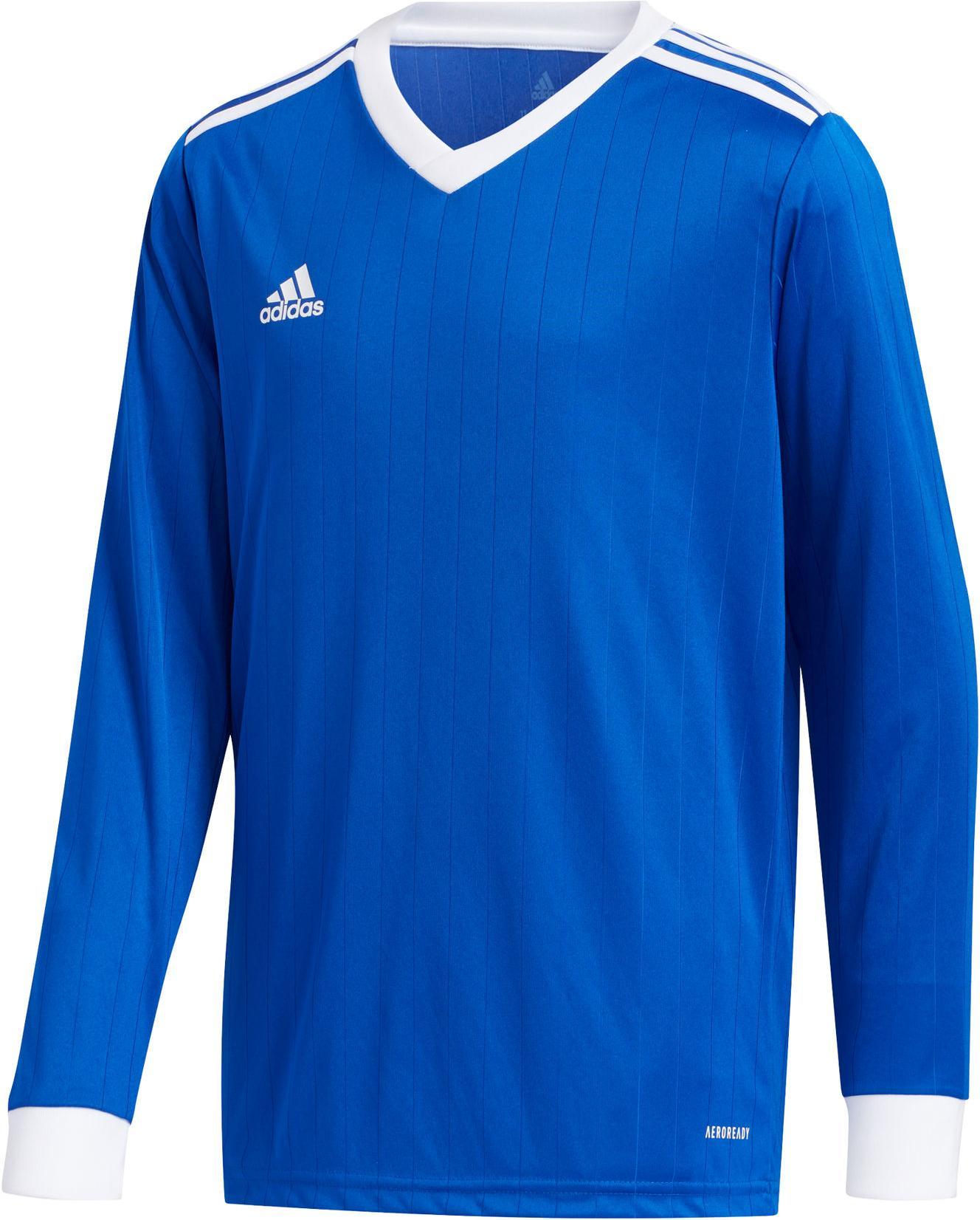 Long-sleeve shirt adidas Y Tabela 18 Jersey LS - Top4Football.com