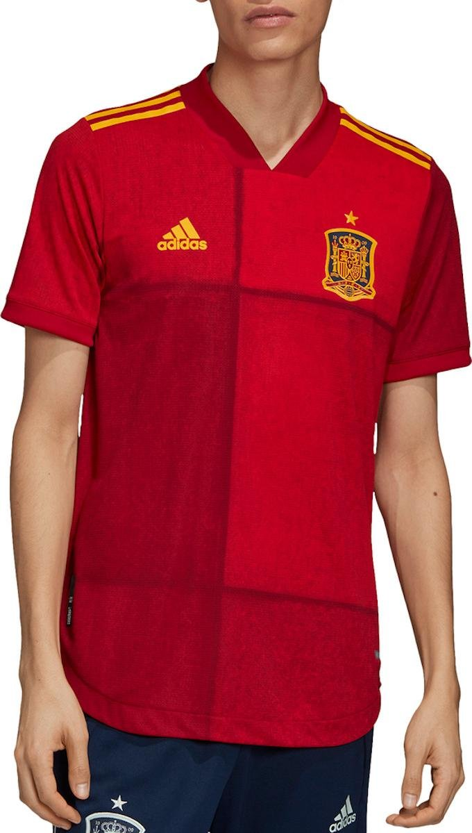 maillot adidas SPAIN HOME AUTHENTIC JERSEY 202021