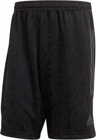 TAN Jacquard Shorts