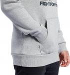 Pánská mikina s kapucí Reebok UFC FG