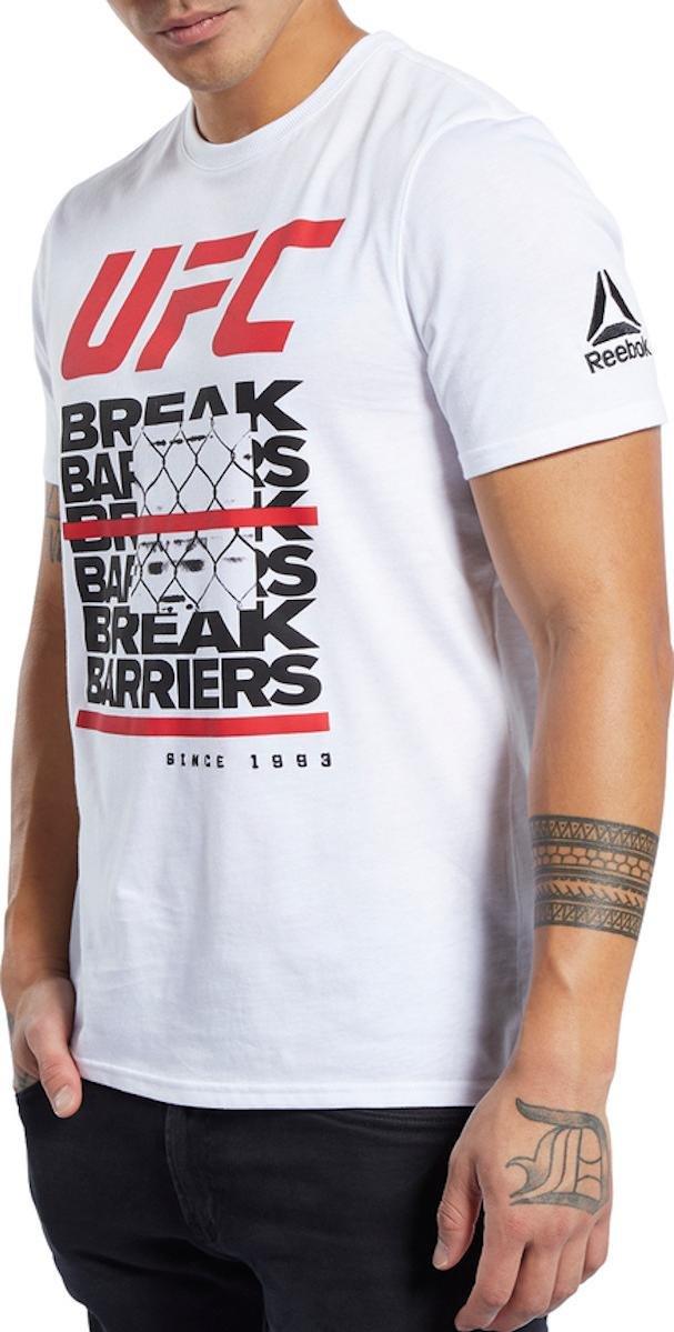 Hoodie Reebok UFC FG FULL ZIP HOODIE Top4Fitness.at